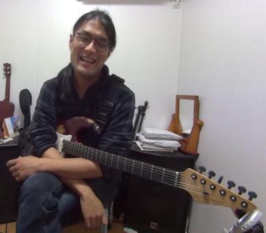 ギターレッスン教室 神戸・大阪 スライド奏法について!