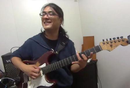 ギターレッスン教室 神戸~大阪間 テンションコードについて