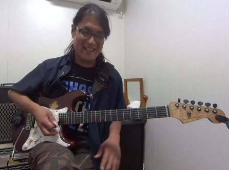 ギターレッスン教室 神戸~大阪間 マイナーコードと進行について