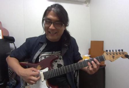 ギターレッスン教室 神戸~大阪間 メジャー7thコードについて