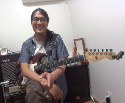 ギターレッスン教室 神戸~大阪間 Bメジャーコードについて