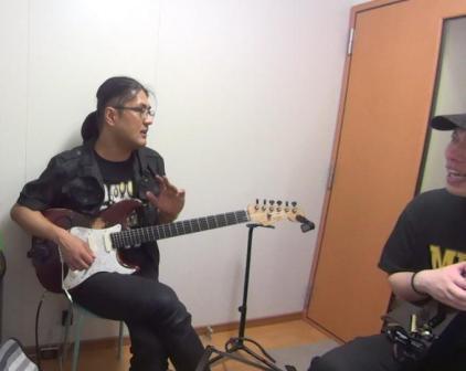 ギターレッスン教室 神戸 レッスン風景 5