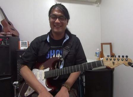 ギターレッスン教室 神戸 三宮から一駅の灘にある音楽教室