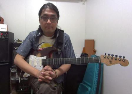 ギターレッスン教室 神戸 初心者講習2