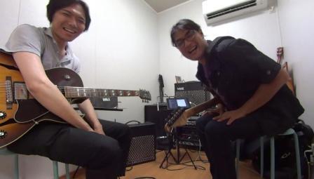 ギターレッスン教室 神戸 20140827