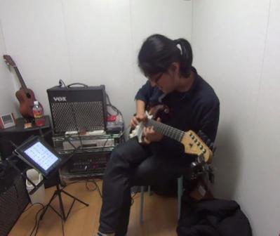 ギターレッスン教室 神戸 デモ演奏