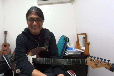 ギターレッスン教室 神戸~大阪間 初心者の方のためのギター講座