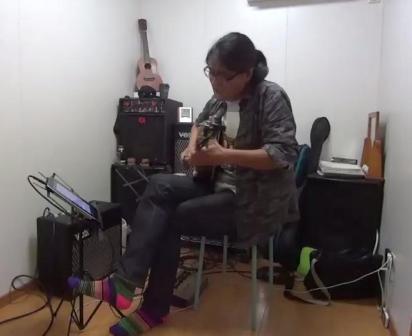 ギターレッスン教室 神戸 20141015