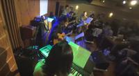 ギターレッスン 神戸 サークル音楽教室 FLY ME TO THE MOON  セッション!!