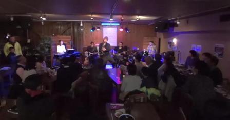 ギターレッスン教室 神戸 サークルジャムセッション@な也