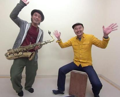 サックスレッスン教室 神戸・大阪 Armando's Rhumba演奏!