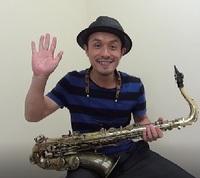 サックスレッスン教室 神戸・大阪 Some Skunk Funk テナーサックス演奏