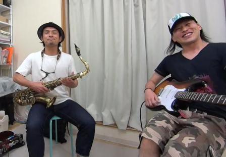 サックスレッスン教室 神戸~大阪 サークル音楽教室