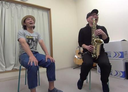 サックスレッスン教室 神戸 サックス体験