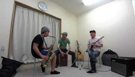 サックスレッスン教室 神戸 20140709
