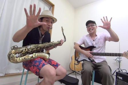 サックスレッスン教室 神戸 20140820