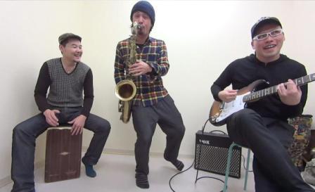 サックスレッスン教室 神戸 マイナー+♭5