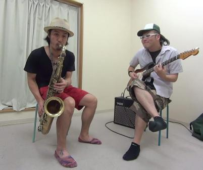 サックスレッスン教室 神戸 20140917 2