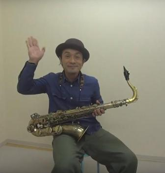 サックスレッスン教室 神戸・大阪 宇宙戦艦ヤマトサックス演奏