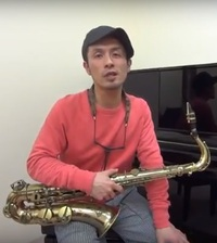 サックス個人レッスン教室 神戸・大阪 MY ONE AND ONLY LOVE演奏動画 ベンド演奏、吹き方