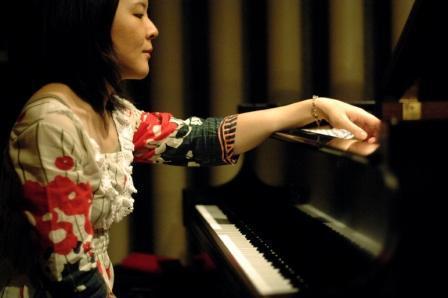 ジャズピアノ レッスン 神戸 サークル音楽教室 浜村昌子先生