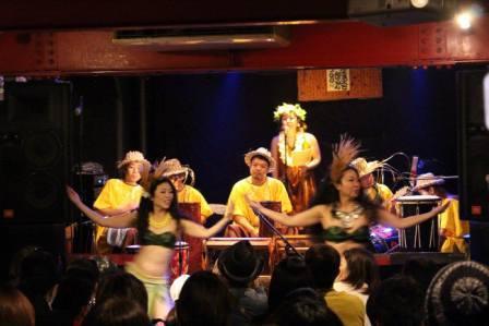 タヒチアン ダンス パーカッション 神戸