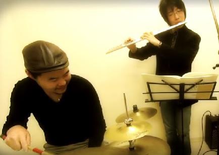 フルートレッスン教室 神戸・大阪 フルート演奏