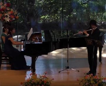 フルートレッスン教室 神戸・大阪 フルート演奏 ヴァラキアの歌 - ドップラー