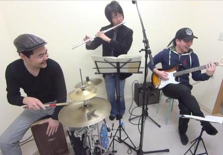 フルートレッスン 神戸 サークル音楽教室
