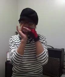 ブルースハープレッスン教室 神戸・大阪 サリーガーデン ブルースハーモニカ演奏