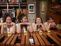 コンビネーション マリンバ演奏グループ出演 パーカッション(打楽器)のワークショップとライブの融合!