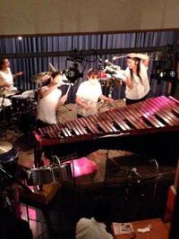 ゴールデンウィーク 神戸にて!マリンバ パーカッションのライブとワークショップの融合イベント!