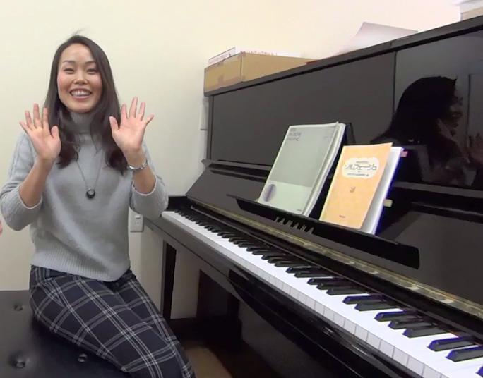 声楽レッスン教室 神戸・大阪 発声練習