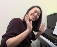 声楽レッスン教室 神戸・大阪 紅葉(もみじ)を演奏して頂きました!