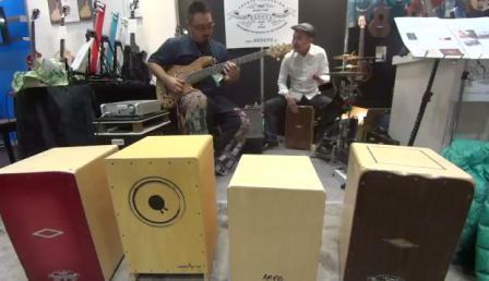 東京楽器フェア2014 PEPOTE Percusion