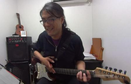 ギターレッスン教室 神戸 初心者講習3