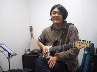 エレクトリックギターレッスン教室 神戸