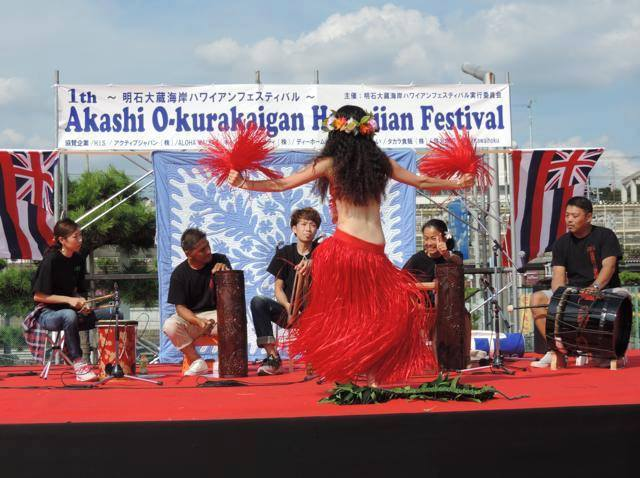 TOREA NUI タヒチアンダンス ライブ