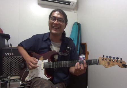 ギターレッスン教室 神戸~大阪間