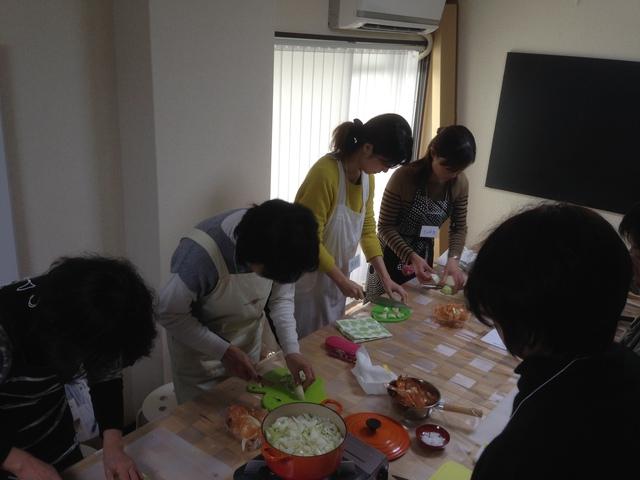 重ね煮教室021002