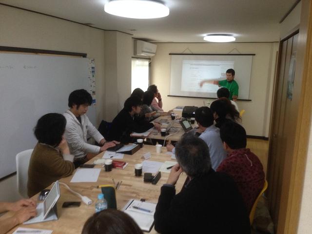 ブログセミナー(松本博樹)
