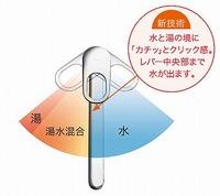 ◆エコシングル水栓◆キッチン水栓