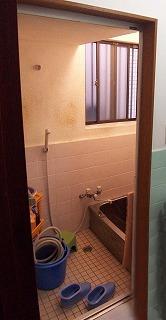 ◆まるでシステムバス◆在来浴室リフォーム-2