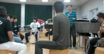 カホン教室 神戸