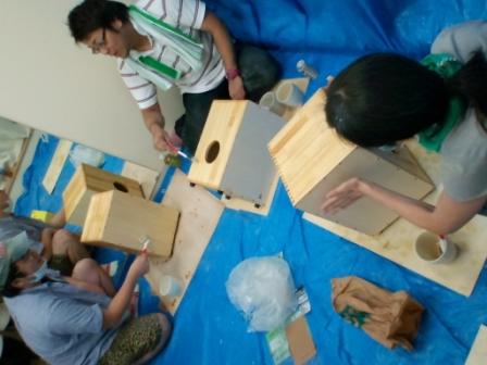 カホン手作り 教室