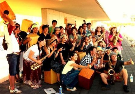 サックス教室 神戸 大阪