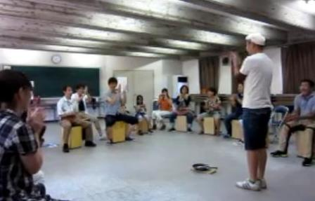 カホン教室 神戸 大阪