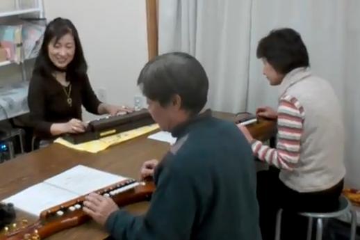 大正琴教室 神戸市灘区