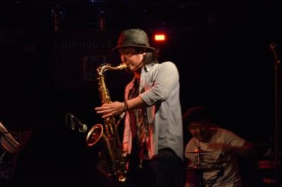 ジャムセッション ジャズ、ファンク 神戸