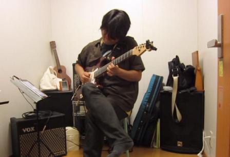 ジャズギターレッスン 神戸